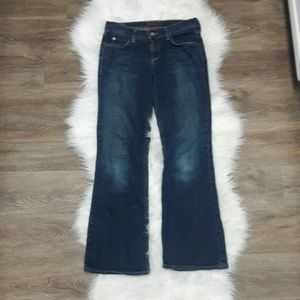 Eddie Bauer Classic bootcut jeans